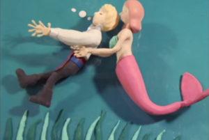 mermaided